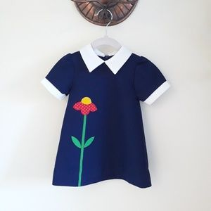 Vintage 1960s toddler dress